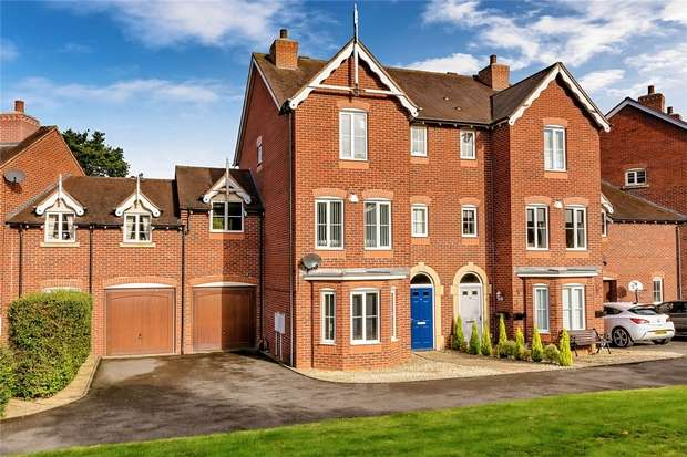 4 Bedrooms Terraced House for sale in 16 Stoneleigh Grove, Muxton, Telford, Shropshire
