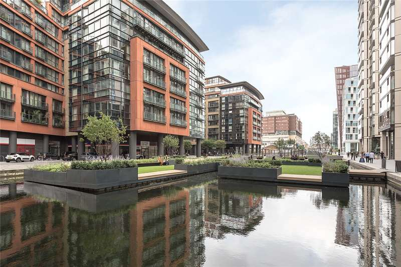 2 Bedrooms Flat for sale in Peninsula Apartments, 4 Praed Street, London, W2