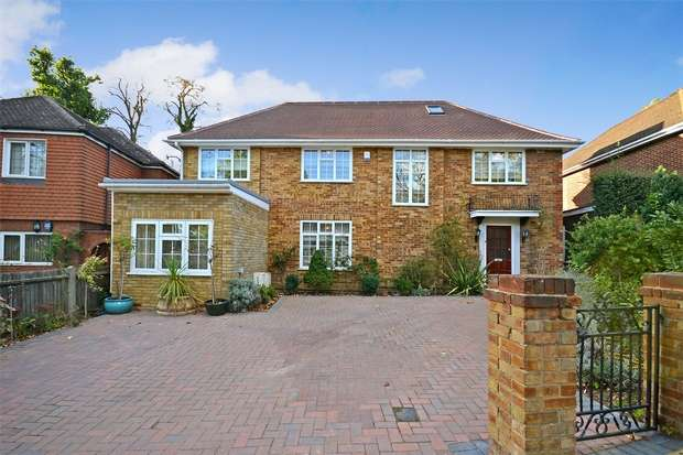 5 Bedrooms Detached House for sale in Sudbury Hill Close, WEMBLEY, Middlesex