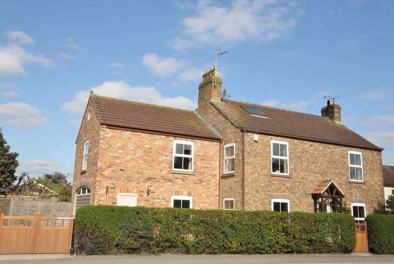 4 Bedrooms Detached House for sale in Barbeck, Thirsk YO7 1DQ