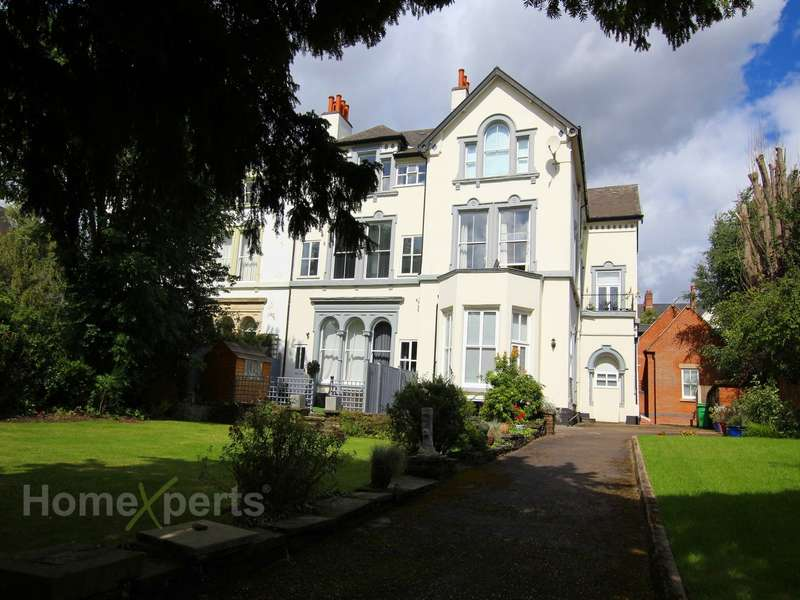 1 Bedroom Flat for sale in Pelham Crescent, Nottingham, NG7