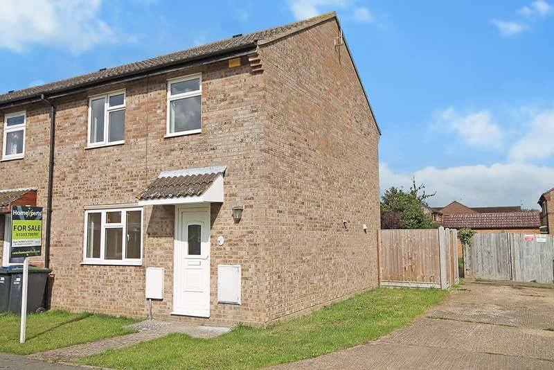 3 Bedrooms End Of Terrace House for sale in Croft Park Road, Littleport, Ely, CB6 1NZ