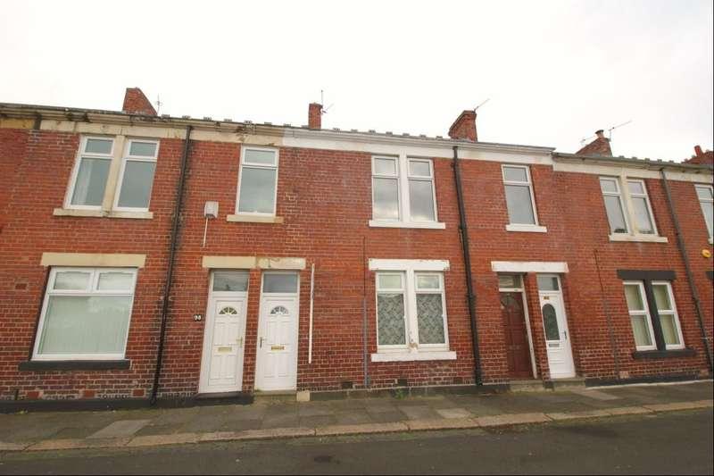 2 Bedrooms Flat for sale in Northumberland Street, Wallsend, NE28