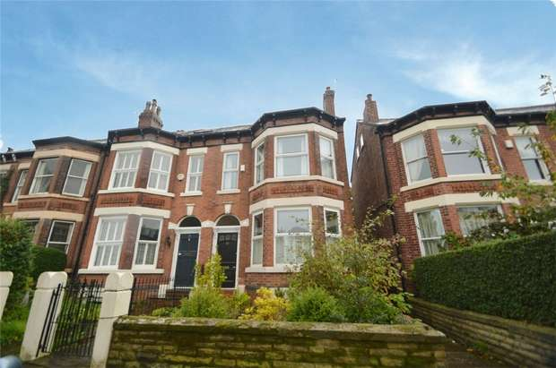 4 Bedrooms End Of Terrace House for sale in Beech Road, Cale Green, Stockport, Cheshire