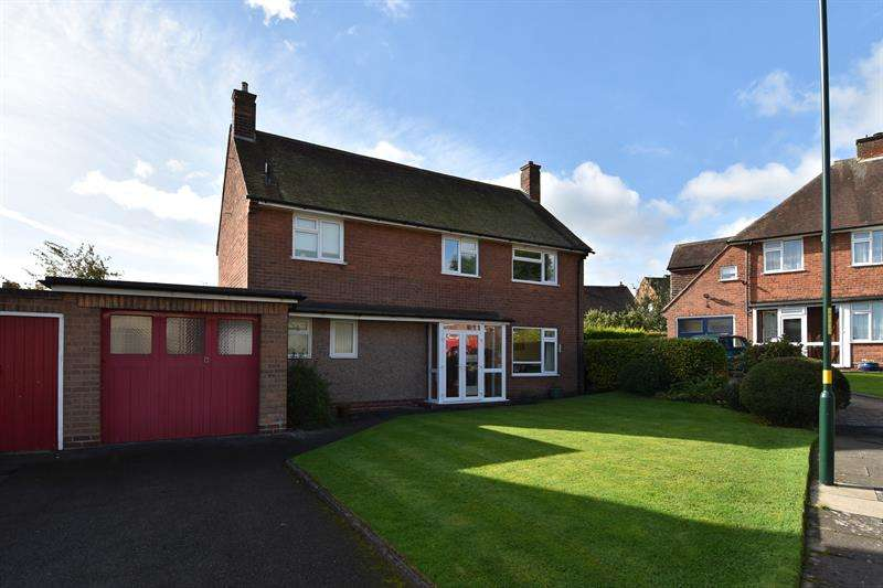 4 Bedrooms Detached House for sale in Mimosa Close, Bournville Village Trust, Selly Oak