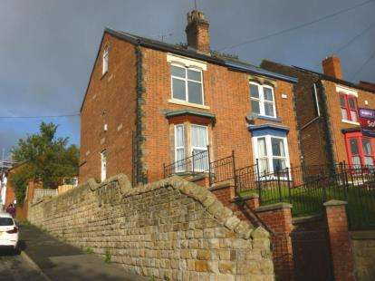 3 Bedrooms Semi Detached House for sale in Rock Street, Sheffield, South Yorkshire