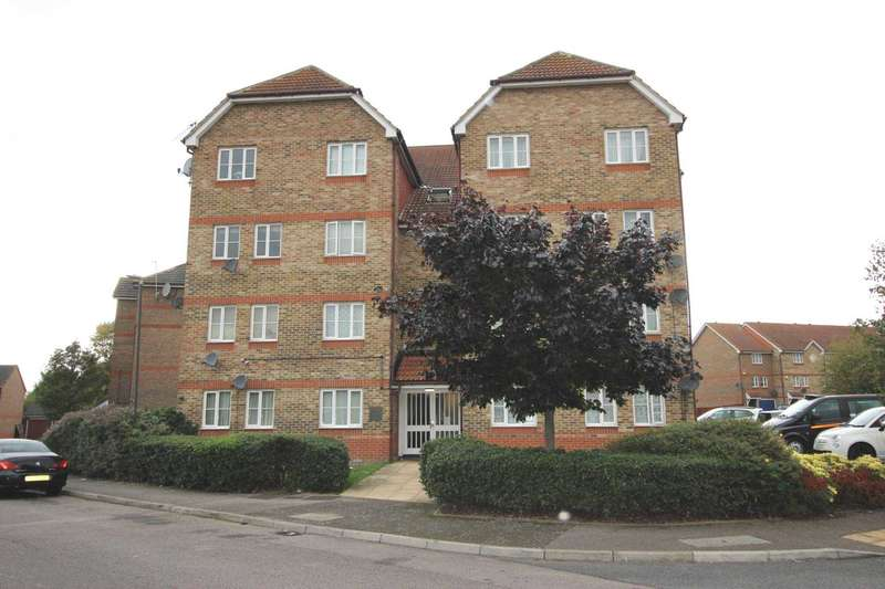 2 Bedrooms Apartment Flat for sale in Fairway Drive, London, SE28 8QL