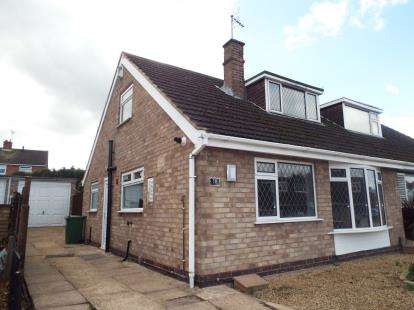 3 Bedrooms Semi Detached House for sale in Penzance Avenue, Wigston, Leicester, Leicestershire