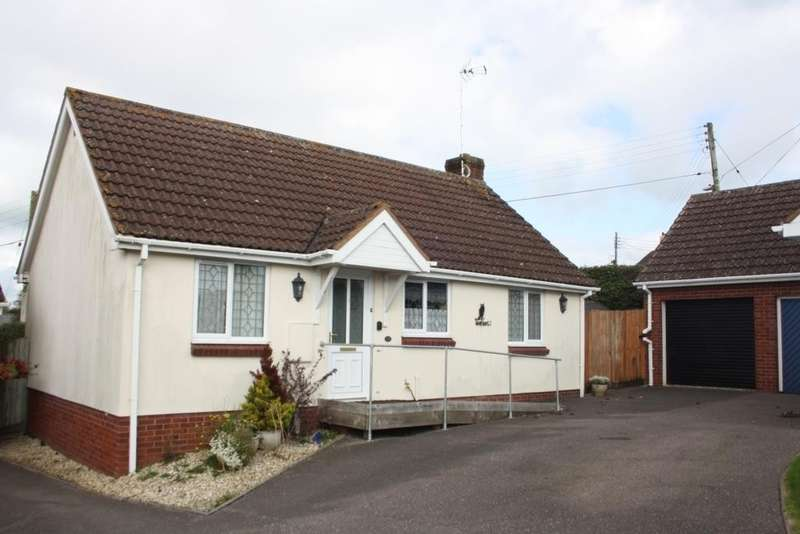 2 Bedrooms Detached Bungalow for sale in Payhembury
