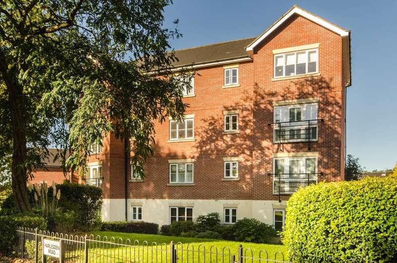 2 Bedrooms Flat for sale in Harlesden Road, Willesden, NW10