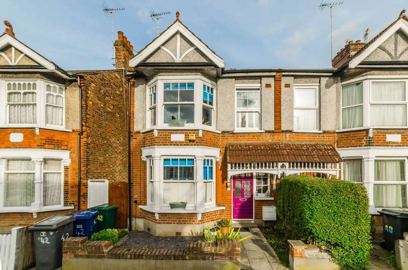 4 Bedrooms House for sale in Lankaster Gardens, East Finchley, N2