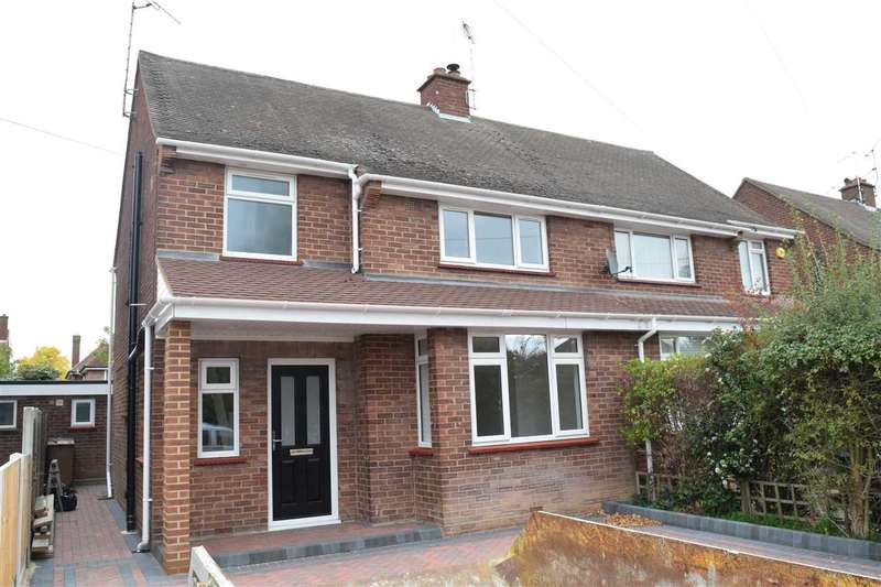 3 Bedrooms Semi Detached House for sale in Third Avenue, Chelmsford