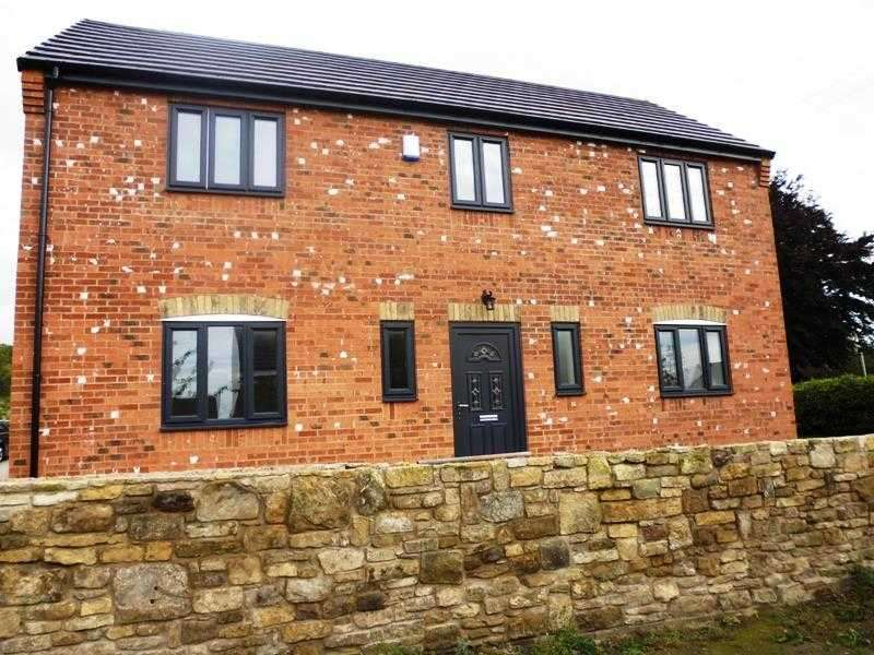 4 Bedrooms Detached House for sale in Plot B, Oak House Farm, Stanfree, Chesterfield