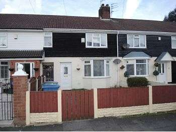 3 Bedrooms Terraced House for sale in Longreach Road, Dovecot, Liverpool