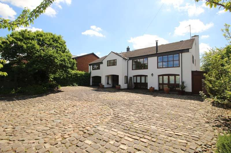 5 Bedrooms Detached House for sale in The White Barn Fairfield Road, Poulton-Le-Fylde, FY6