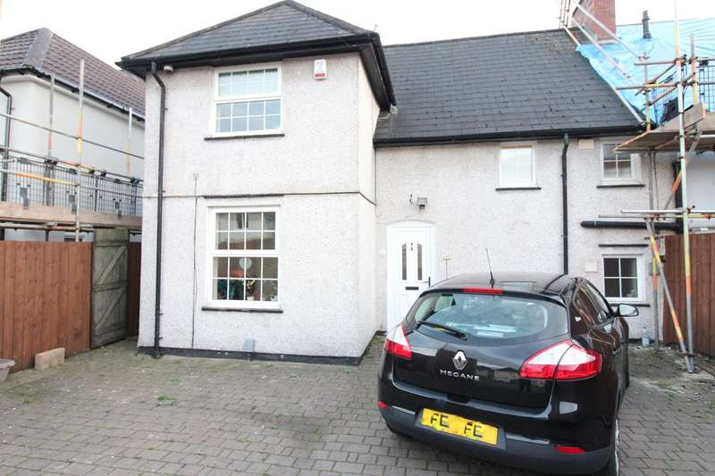 3 Bedrooms Semi Detached House for sale in Sycamore Avenue, Newport, NP19