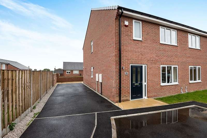 3 Bedrooms Semi Detached House for sale in Birks Road, Rotherham, S61