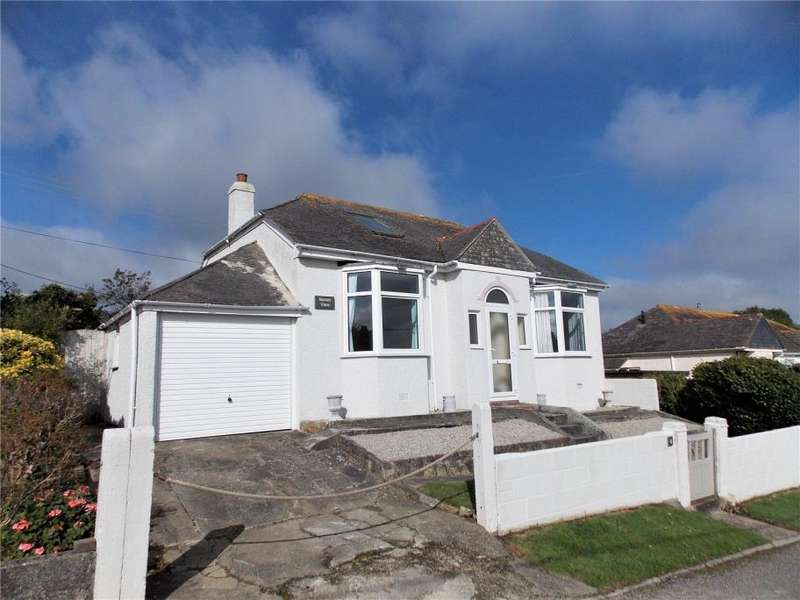 2 Bedrooms Detached Bungalow for sale in Gurnick Estate, Newlyn, Penzance