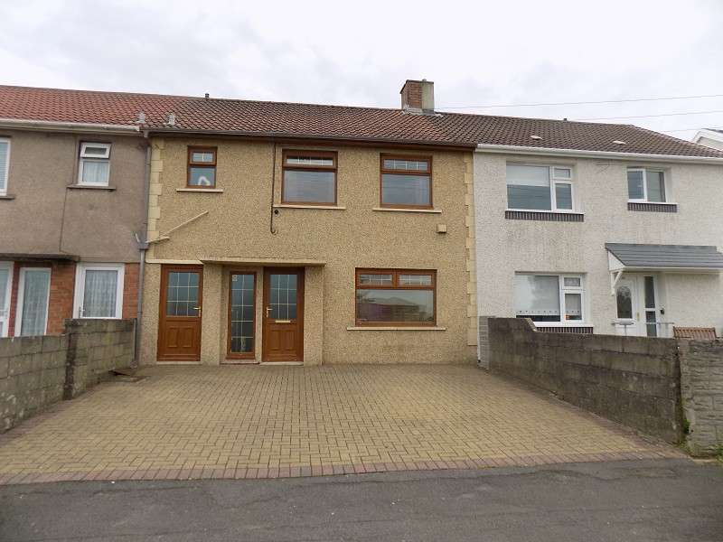 3 Bedrooms Terraced House for sale in Southdown View, Port Talbot, Neath Port Talbot. SA12 7AE