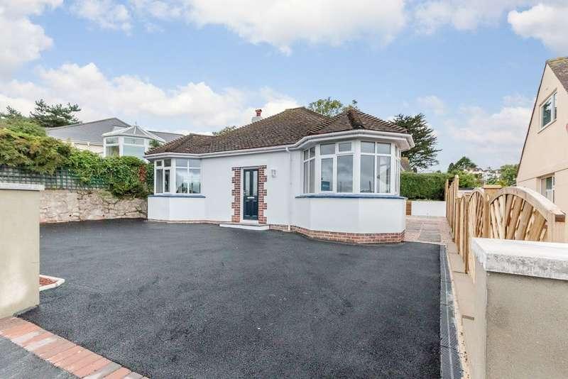 2 Bedrooms Detached House for sale in Barchington Avenue,Torquay,Devon, TQ2 8LB