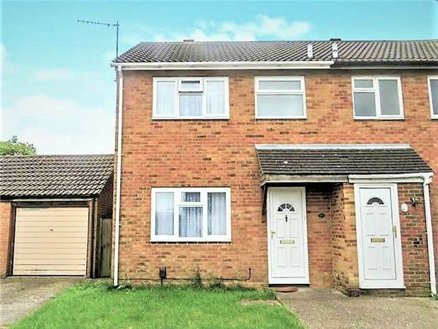 3 Bedrooms Semi Detached House for sale in Henley Close, Houghton Regis, Dunstable, Bedfordshire