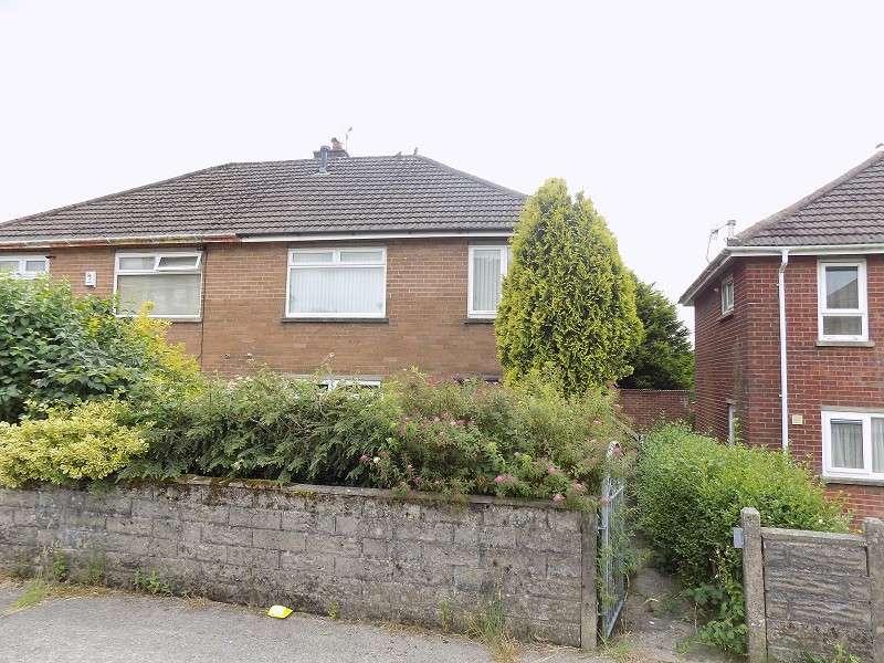 3 Bedrooms Semi Detached House for sale in Pen-Y-Mynydd , Bettws, Bridgend. CF32 8SE