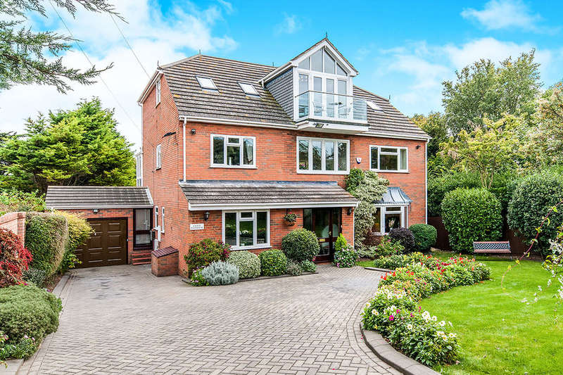 6 Bedrooms Detached House for sale in North Foreland Avenue, Broadstairs, CT10