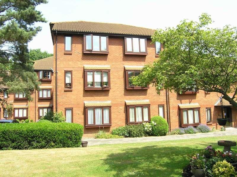 1 Bedroom Retirement Property for sale in High Street, Bushey Heath