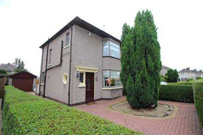 3 Bedrooms Semi Detached House for sale in Weirwood Avenue, Garrowhill, Glasgow, Lanarkshire