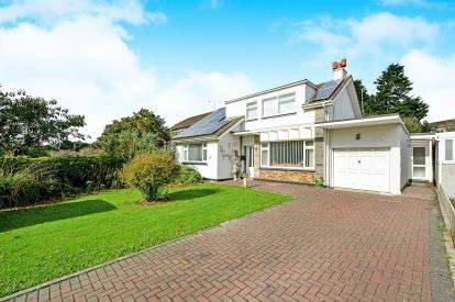 5 Bedrooms Detached House for sale in Newquay, Cornwall, .
