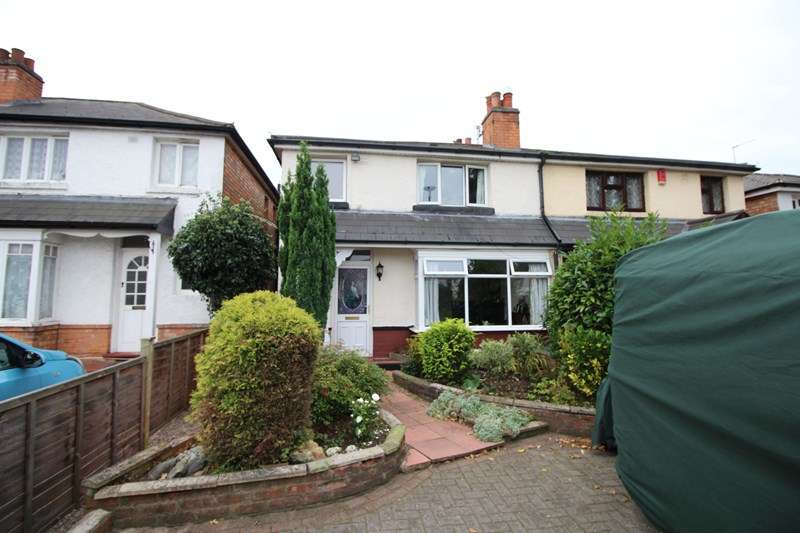 3 Bedrooms Semi Detached House for sale in Solihull Lane, Hall Green, Birmingham