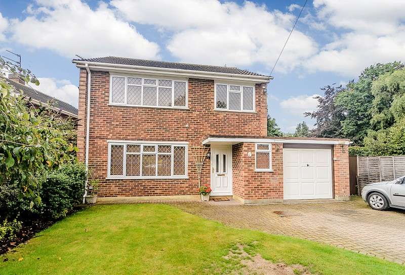 3 Bedrooms Detached House for sale in Woodham