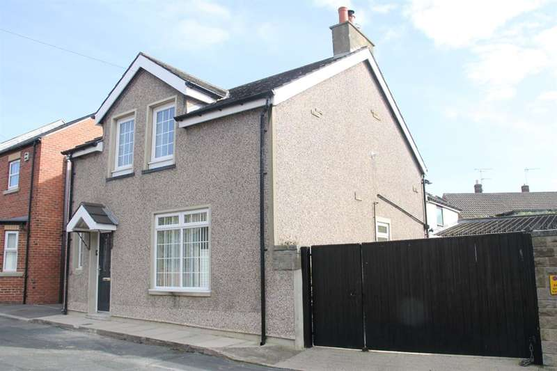 4 Bedrooms Detached House for sale in Back Regent Place, Harrogate, HG1 4QR