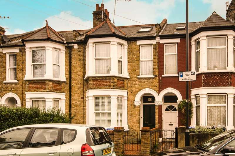2 Bedrooms Flat for sale in Churchill Road, Willesden Green, NW2
