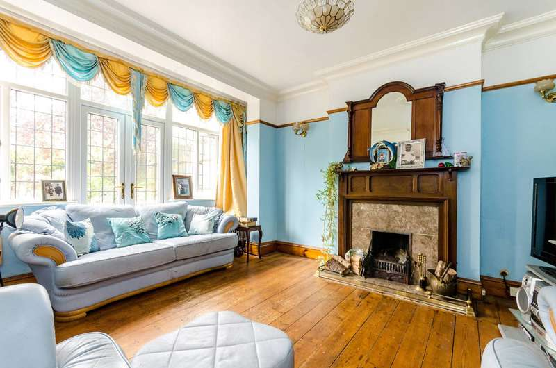 4 Bedrooms House for sale in South Norwood Hill, South Norwood, SE25