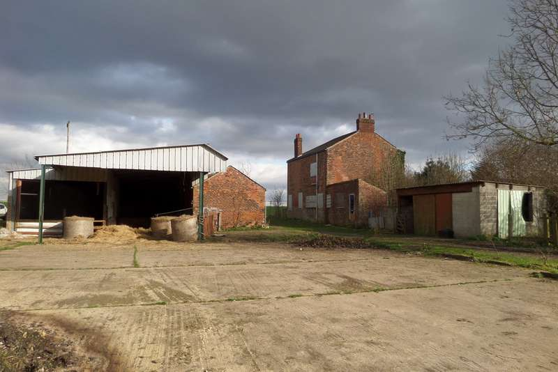 Property for sale in The Hollies Farm, Keadby DN17