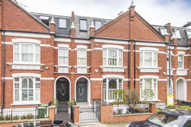 5 Bedrooms Terraced House for sale in Quarrendon Street, London, SW6