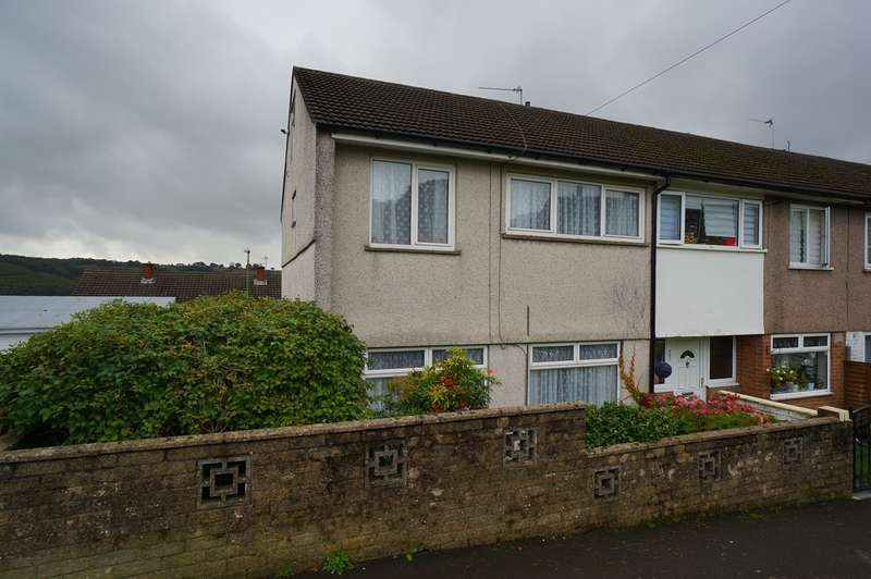 4 Bedrooms End Of Terrace House for sale in Elm Drive, Risca, Newport, NP11