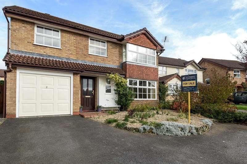 5 Bedrooms Detached House for sale in Centurion Way, Hatch Warren, Basingstoke, RG22