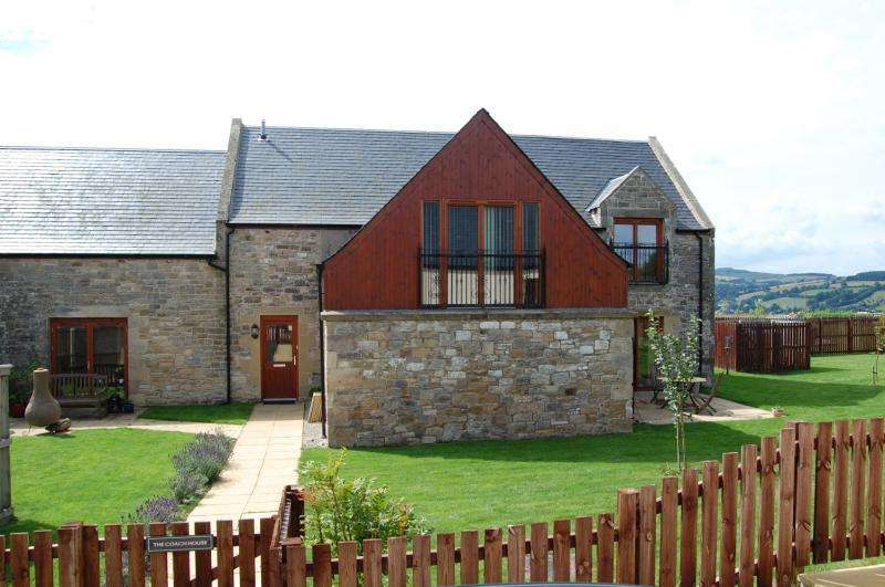 5 Bedrooms House for sale in The Coach House, Wester Ulston, Jedburgh, Roxburghshire, Scottish Borders