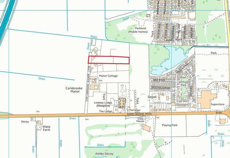 Land Commercial for sale in Burringham Road, Scunthorpe