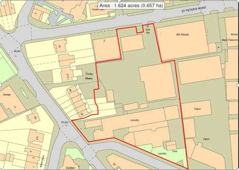 Land Commercial for sale in 54 FURZE PLATT ROAD,MAIDENHEAD,SL6 7NL, Maidenhead