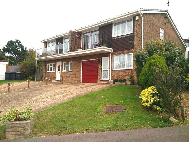 3 Bedrooms Semi Detached House for sale in Swallow Avenue, Whitstable