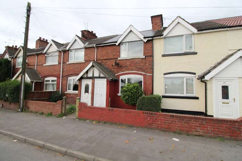 2 Bedrooms Terraced House for rent in Muglet Lane, Maltby, Rotherham, S66
