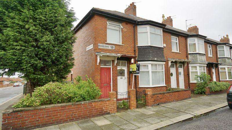 2 Bedrooms Apartment Flat for sale in Addycombe Terrace, Heaton