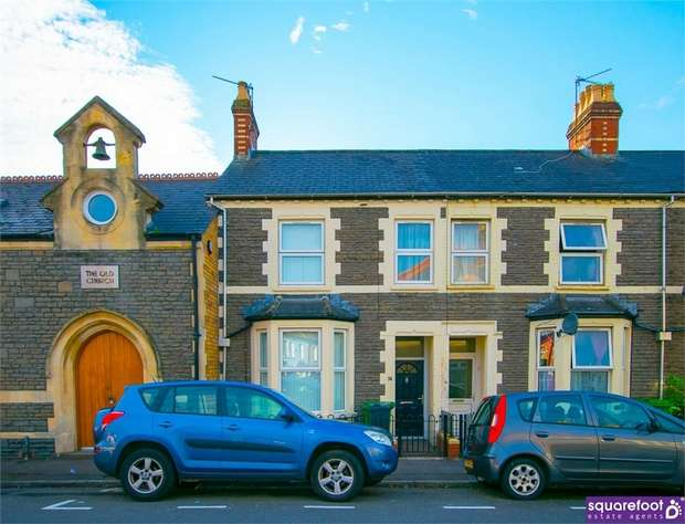 3 Bedrooms End Of Terrace House for sale in Wells Street, Cardiff, South Glamorgan