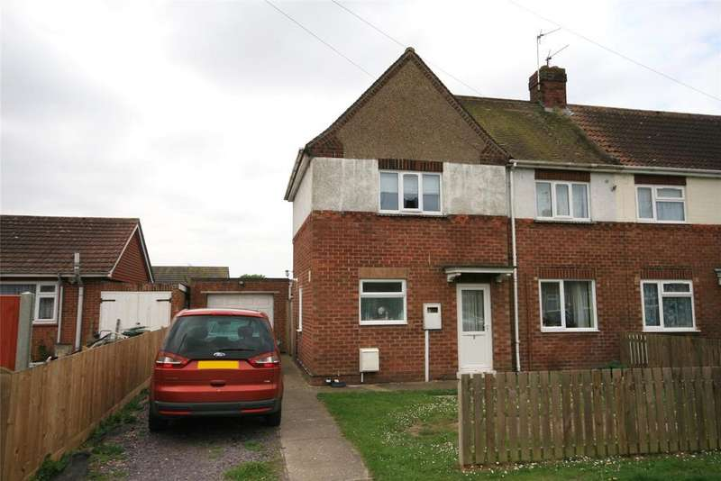 3 Bedrooms End Of Terrace House for sale in Cotton Road, Boston, PE21
