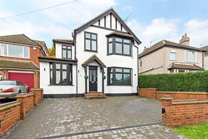 4 Bedrooms Detached House for sale in Trowley Rise, Abbots Langley, Hertfordshire, WD5