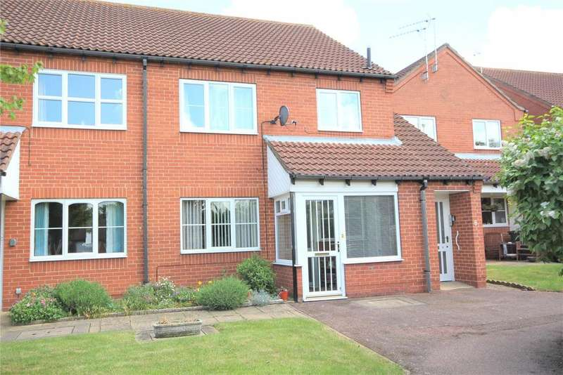 2 Bedrooms Flat for sale in Bishops Court, Sleaford, NG34