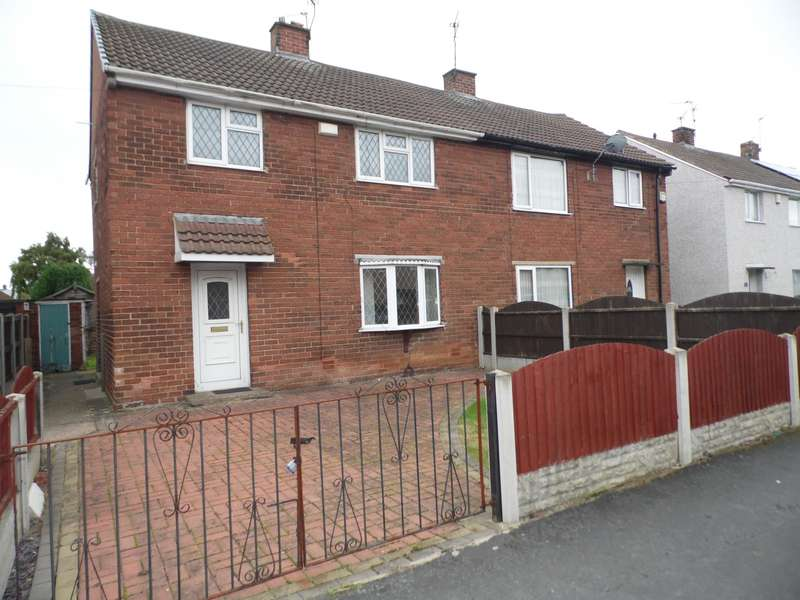 3 Bedrooms Semi Detached House for sale in Chiltern Road, Doncaster, DN5